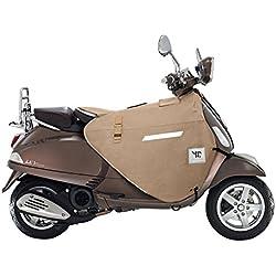 Nørsetag-Funda delantera cubrepiernas para ciclomotor Vespa LX y LXV Touringde50y 125cc