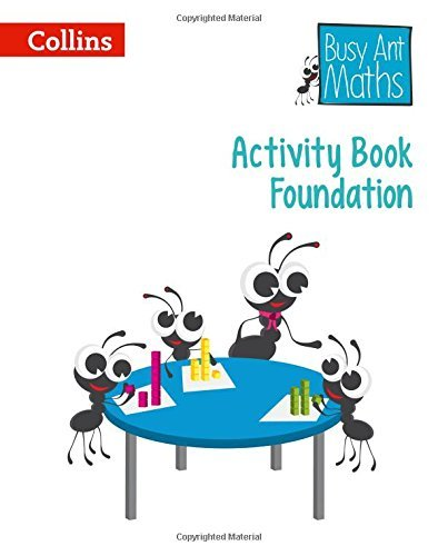 Busy Ant Maths - Activity Book F by Jo Power (2015-05-15)