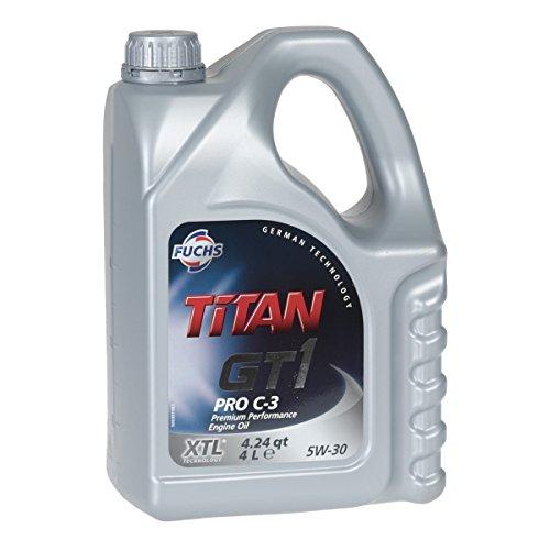 Fuchs Titan GT1 Pro C-3 5W30 4 Liter