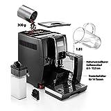 DELONGHI ECAM350.55.B Machine à Café avec Broyeur, Plastique, Noir