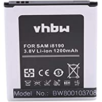 74ea52674e2 vhbw Li-Ion batería 1100mAh (3.7V) para teléfono móvil Smartphone Samsung  Galaxy