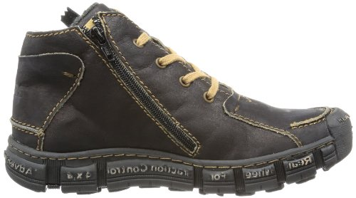 Rovers  Traction,  Stivali donna Nero (Schwarz (antracita))
