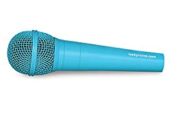 Lucky Voice Spare Microphone - Blue