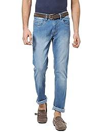 People Men Slim Fit Jeans