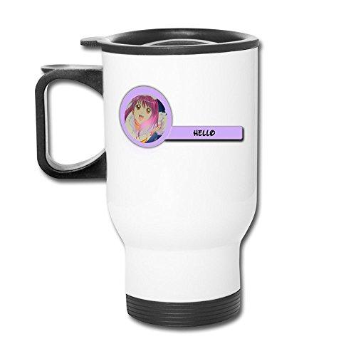 Cups Insulation White Kaleido Star Japanese Studio Gonzo Tumblers Travel Mugs Coffee Thermos
