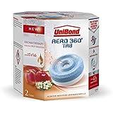 UniBond Aero 360° Moisture Absorber Energising Fruit Sensation Refill Tabs pack of 2 / 2 x 450g