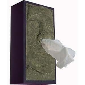 Rudy Tiki Tissue Box Cover by Retro 51
