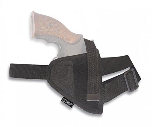 Outletdelocio. Funda sobaquera universal para pistolas y revolver de 2