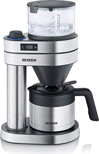 Severin KA 5761 Filter-Kaffeemaschine 1450 Watt Isolierkanne bis 8 Tassen