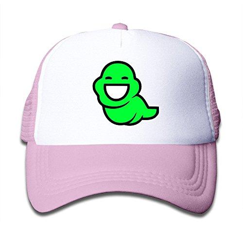 841788ecb Homestuck Logo Youth Trucker Cap Hat Boys Girls Unisex Pink