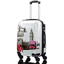 Amazon.es: maletas niña viaje - Beige