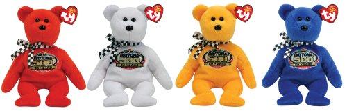 Racing Gold - Daytona 500 Bear (Colors may Vary)