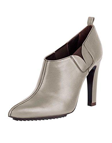 PATRIZIA DINI Damen-Schuhe Stiefelette Braun Camel