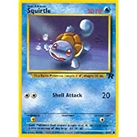 Squirtle - Team Rocket - 68 [Toy]