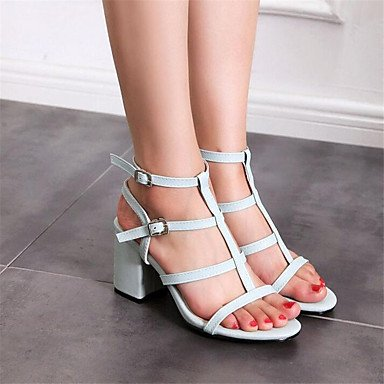 Rtry Mujer Zapatillas Confort Pu Informal Lienzo Primavera Confort Blanco Plate Us6 / Eu36 / Uk4 / Cn36