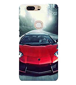 For Huawei Honor V8 beautiful car, car, super car, nice car, speed car Designer Printed High Quality Smooth Matte Protective Mobile Case Back Pouch Cover by APEX