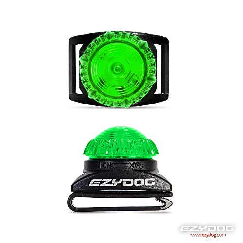 ezydog-adventure-dog-collar-harness-light-green
