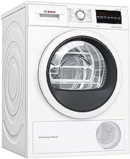 Bosch Serie 6 WTW85449IT asciugatrice Libera installazione Caricamento frontale Bianco 9 kg A++