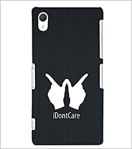 PrintDhaba Quote D-2403 Back Case Cover for SONY XPERIA Z2 (Multi-Coloured)