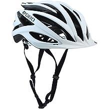 Giro Casco de bicicleta unisex Fathom, todo el año, hombre, color Varios colores - Mat White/Black, tamaño large