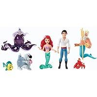 Mattel Y0943 - Disney Princess Little Mermaid Story Set