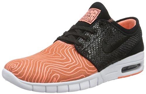 Nike Stefan Janoski Max L, Chaussures de Skate Homme Multicolore