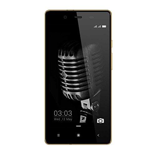 Videocon Z55 Delite (Black+Gold) image