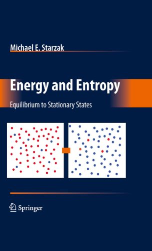 Energy and Entropy: Equilibrium to Stationary States (English Edition)