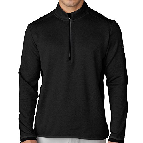 Adidas Men's Climaheat Half-Zip Jacket