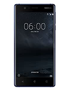 """Nokia3 16 GB with 2 GB RAM 5"""" TouchScreen 8Mpx/8Mpx Camera Smartphone in black Colour"""