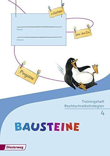 Bausteine: Bausteine Trainingsheft 4 por Almudena Grandes