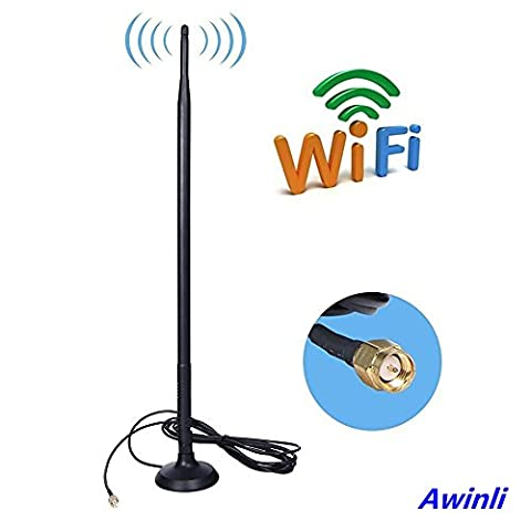 SMA 4G Antenne 9DBI GSM High Gain 4G LTE Antenne