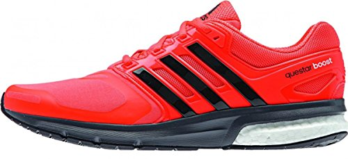 Adidas Questar Boost Techfit Chaussure De Course à Pied - SS15 Orange