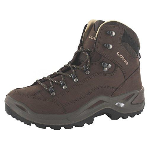 LOWA RENEGADE LL MID 310845 0442 adulte (homme ou femme) Chaussures de randonnée