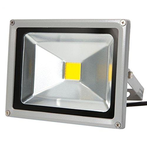 CL 20W Integrieren Sie LED 1700-1950LM imprägniern Grad IP65 LED Flutlicht (Wechselstrom 85-265V) ( Color : Warm White )