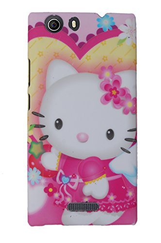 Expert Deal Best Quality Printed Hard Designer Back Cover Case Cover For Micromax Canvas Nitro A311  available at amazon for Rs.149
