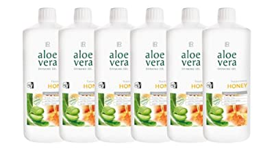 LR, 6er-Set Aloe Vera Drinking Gel Honey