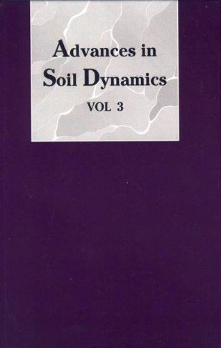 Advances in Soil Dynamics with CD, Vol 3 by Asabe (2009-01-01)