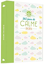 Happybook 365 jours de calme en 2016