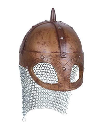 Vikingo casco de lujo