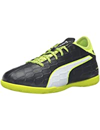 Puma Bota evoPOWER 4 AG Pool green-White-Grenadine-Turbulence Talla 6,5 UK