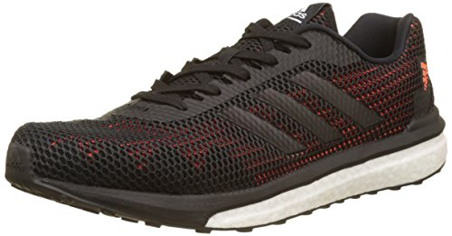 Adidas Men's Vengeful M Cblack/Cblack/Sorang Running Shoes - 9 UK/India (43.33 EU)