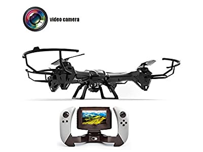 Udi U842-1 Lark FPV 2.4GHz (First Person View) Electric Quadcopter