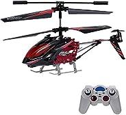 Goolsky Wltoys XK S929-A Helicóptero Radiocontrol RC Helicopter con Giroscopio 2.4G 3.5CH w / Light RC Toys Ju