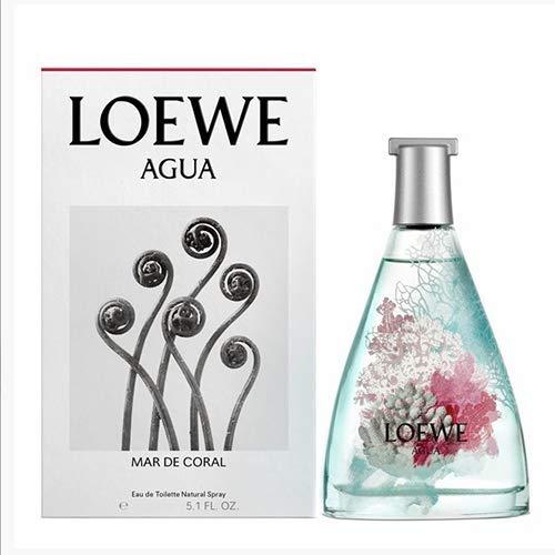 AGUA DE LOEWE MAR DE CORAL edt vaporizador 100 ml