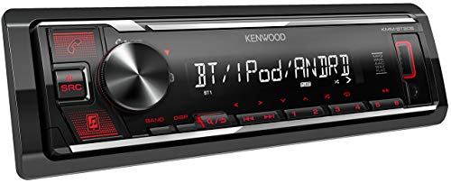 Autorradio Deckless KENWOOD KMM-BT205 Bluetooth, USB