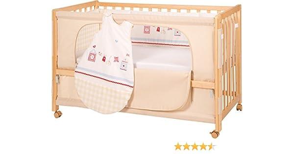 Roba roombed babybett 60x120 cm beistellbett zum elternbett mit