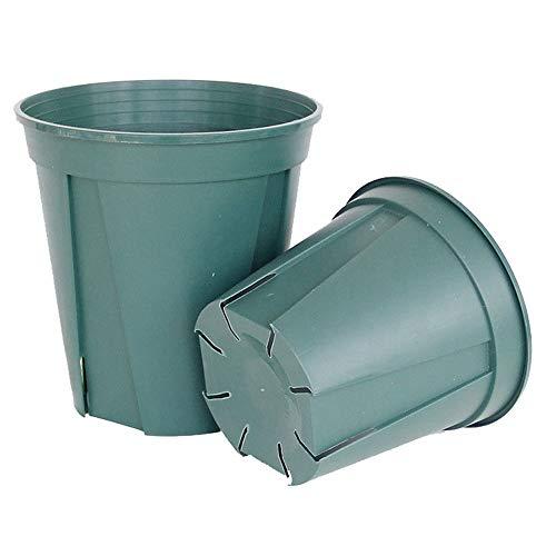 hlw sports-folwer vasi di fiori per la casa vasi per piante in plastica confezioni per piante da vivaio vasi per piante da semina vaso per fiori per il giardino cortile balcone