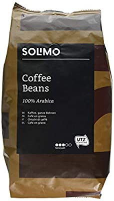 Amazon Brand Solimo Coffee Beans 2 kg (2 x 1 kg) from Amazon EU Sarl