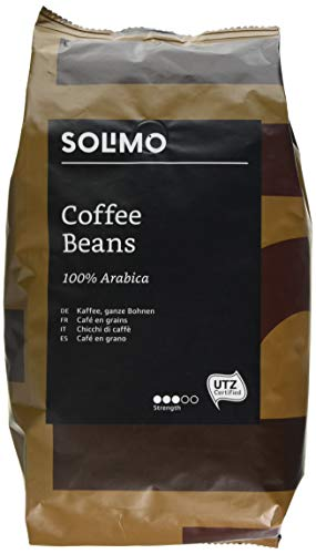 Marque Amazon Solimo café en grains   2...
